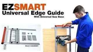 Ezsmart Universal Edge Guide