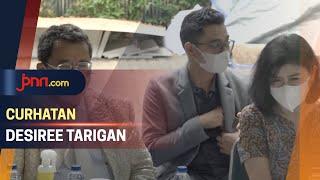 Desiree Tarigan Berbicara Blak-Blakan soal Rumah Tangganya dengan Hotma Sitompul - JPNN.com