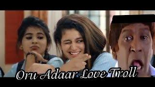 Priya Warrier Oru Adaar Love Troll    G Creation S