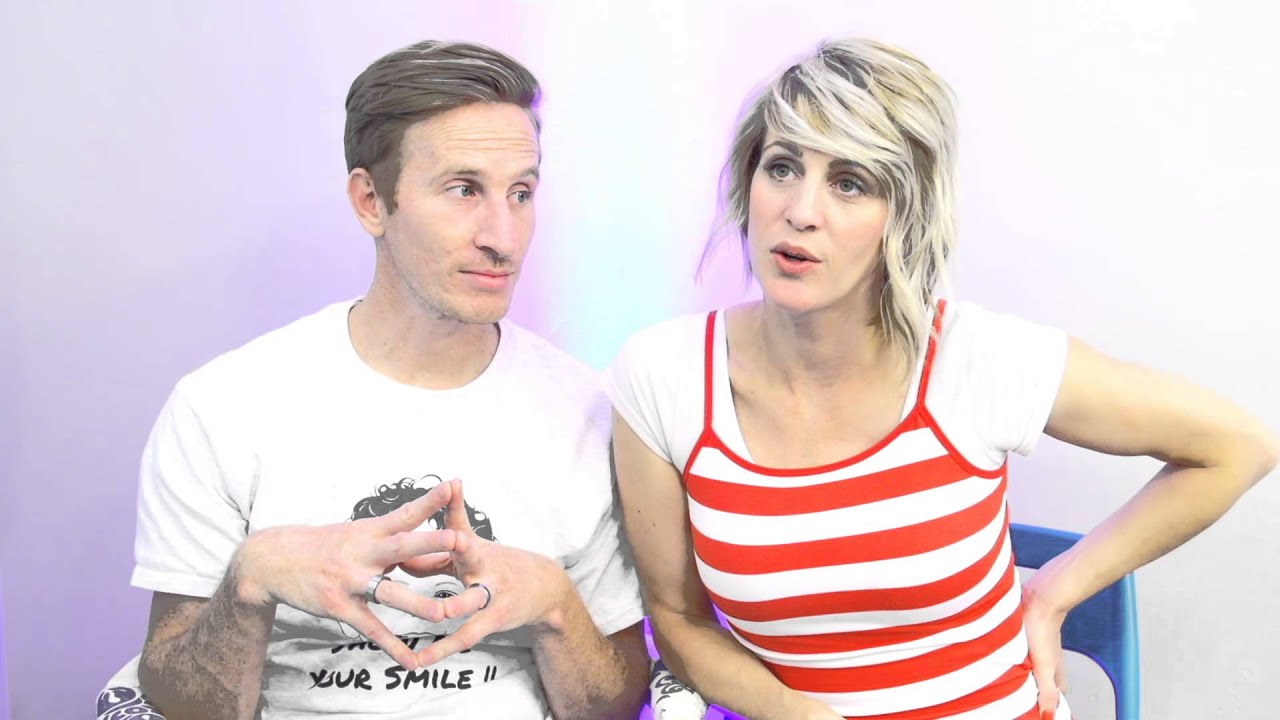 How We Picked Our Kids Names Live Q & A with Davey & April ...