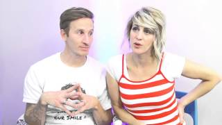 How We Picked Our Kids Names Live Q & A with Davey & April