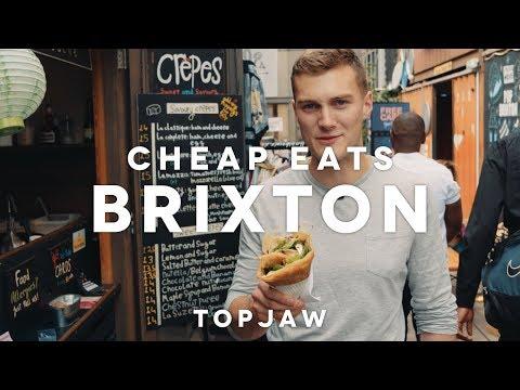 LONDON CHEAP EATS - BRIXTON - Meals Under £9