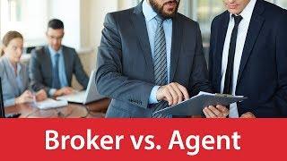 Insurance Agent vs Broker | Insurance in 60 seconds