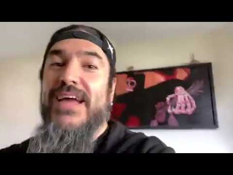 ROBB FLYNN & FRIENDS PERFORM AT STARS TO THE RESCUE