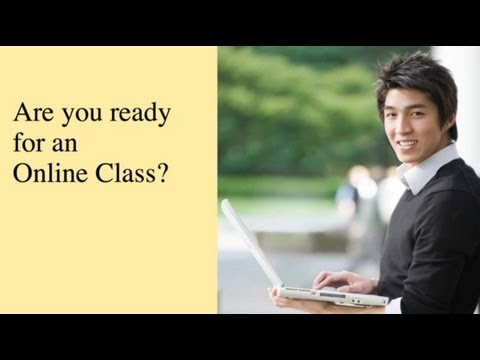 Get Ready for Online Classes