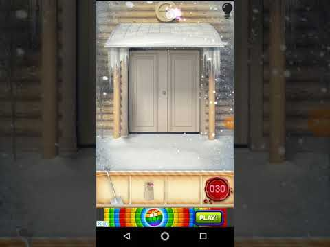 100 Doors Seasons Level 30 Walkthrough