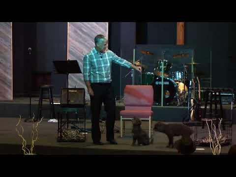 Pastor Len Harper - 9/9/18