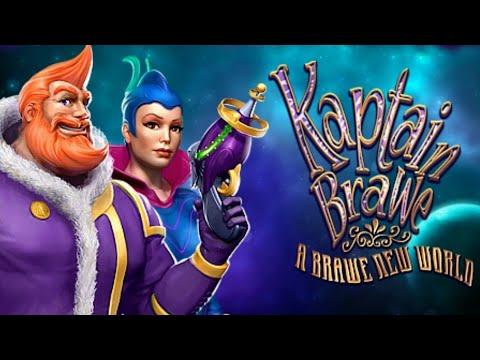 Kaptain Brawe: A Brawe New World Gameplay (Chapter 1) |