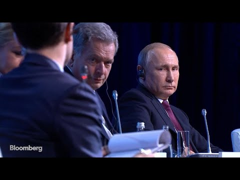 Putin Says Russia Is Comfortable With Current Oil Prices