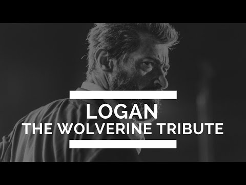 2017:The Wolverine Logan Tribute - Hugh...