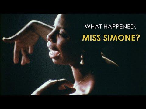 WHAT HAPPENED MISS SIMONE? Nina Simone Doc For Netflix
