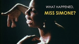 WHAT HAPPENED MISS SIMONE? Nina Simone Doc For Netflix