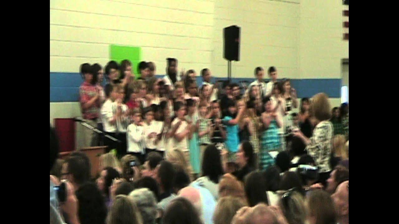 Liam - Fifth Grade Graduation Song - June 17, 2011 - J.B. Watkins ...