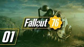 POCZUJ SMAK (prawie) FALLOUTA || Fallout 76 [#1]