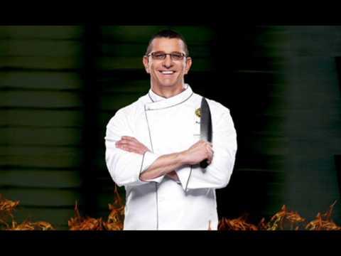 Celebrity Chef Robert Irvine complete 2012 interview