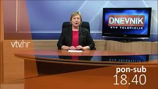VTV Dnevnik najava 17. travnja 2018.
