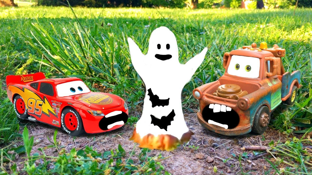 disney pixar cars 3 lightning mcqueen and maters scary rescue tall tale toy story for kids movie
