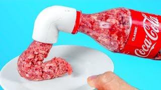 15 MIND-BLOWING KITCHEN TRICKS TO HELP YOU MAKE A DINNER