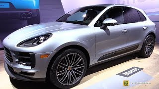 2019 Porsche Macan - Exterior and Interior Walkaround - 2018 LA Auto Show