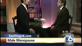 What is Male Menopause? Alvarado Hospital