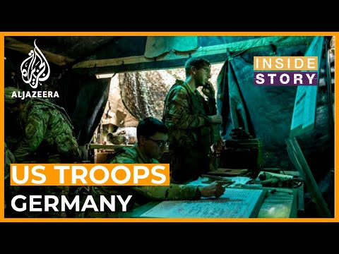 Why is the US pulling out troops from Germany? I Inside Story