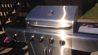 Char-broil Commercial Gas Grill With Natural Gas Conversion
