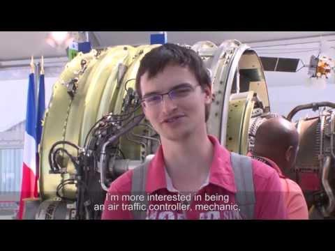 L'Avion des métiers : à la rencontre des techniciens