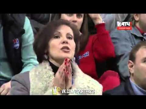 ЦСКА - Металлург Мг 1:3.  Обзор матча  Кубок Гагарина  Матч №7