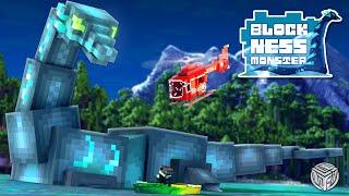 """Block Ness Monster Trailer """"lake Blockness"""""""
