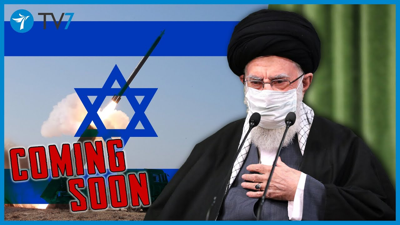 Coming soon… Israel vs Iran: The Campaign Between the Wars – Jerusalem Studio 600