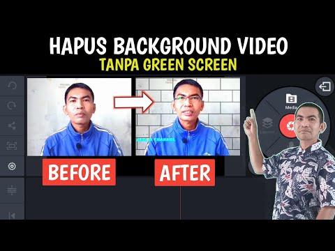 Assalamualaikum video kali ini tentang cara mudah mengubah atau mengganti backgorun video menjadi gr.