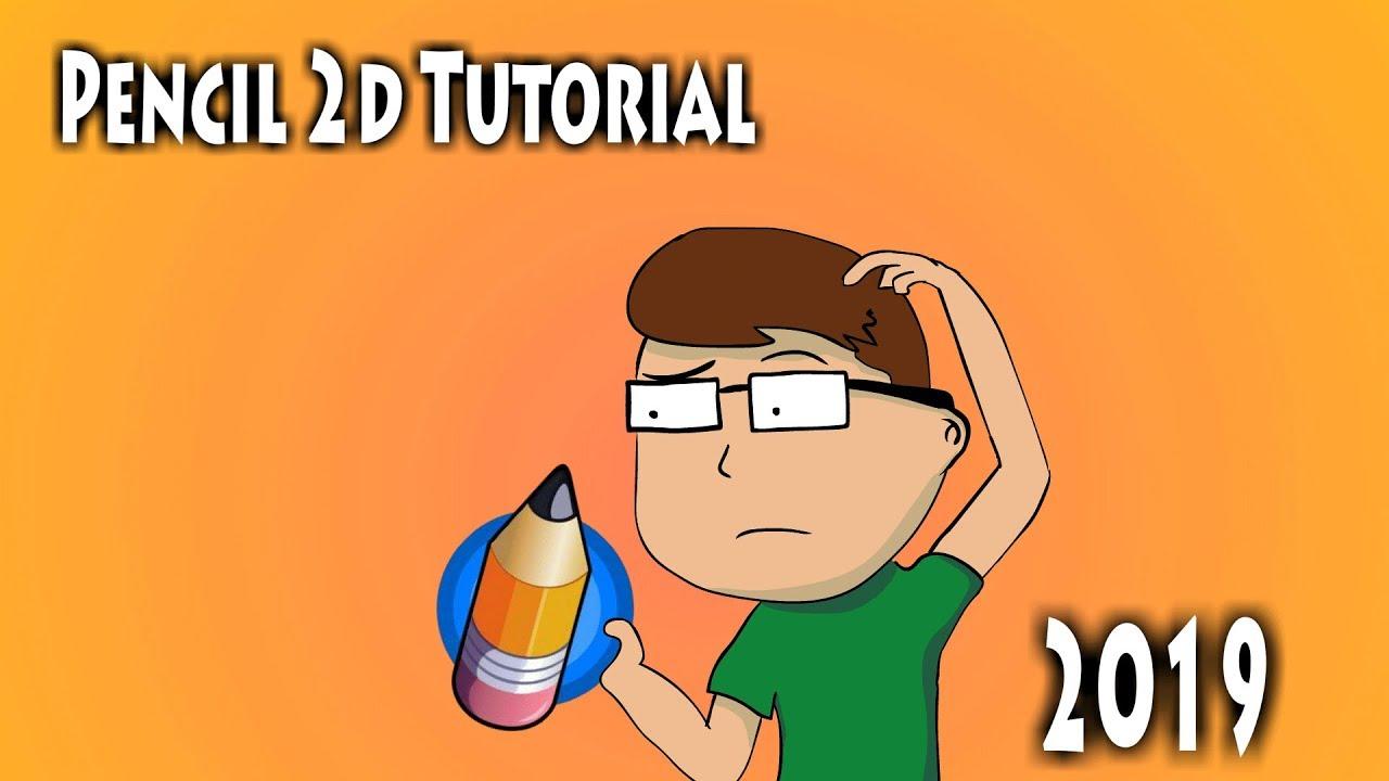 pencil 2d tutorial 2019