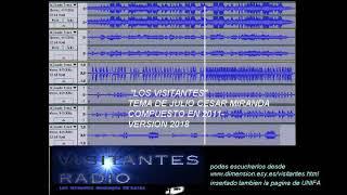 LOS VISITANTES - TEMA INSTRUMENTAL . JULIO C. MIRANDA