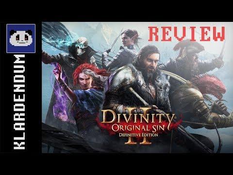 Happy about: Divinity: Original Sin 2 – Definitive Edition