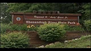 Backyard Adventure Shenandoah River Raymond R. Andy Guest Jr. State Park