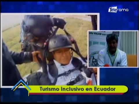 Turismo inclusivo en Ecuador