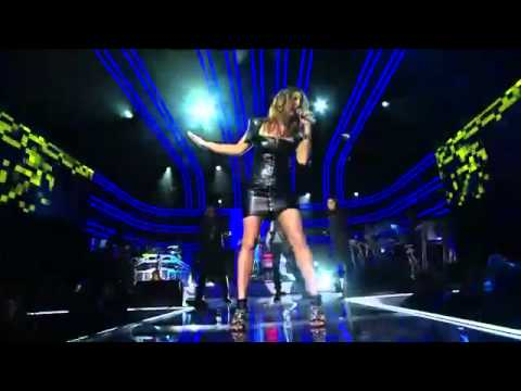 Black Eyed Peas - The Time (Dirty Bit) [MTV WORLD STAGE 4-18-11] HD.flv