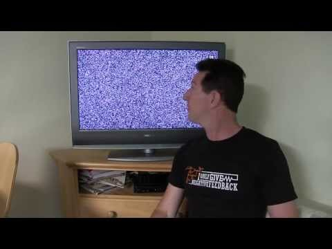 The End Of Australian Analog TV - Switching Off