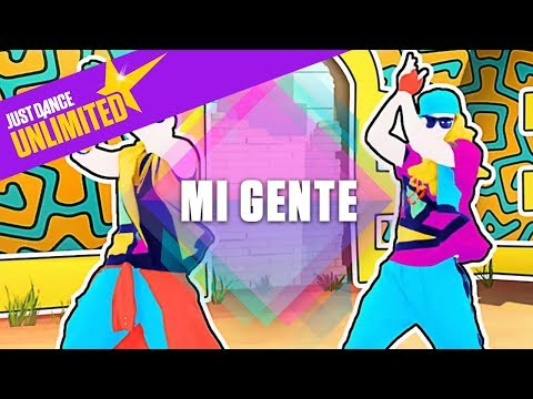 Just Dance Unlimited: Mi Gente by J. Balvin, Willy William - Official Gameplay [US]