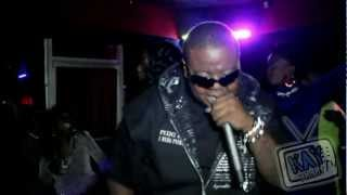 BIG CHUCK @ CLUB GALAXY  (WATCH IN HD)