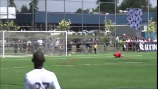 Marco Bustos Soccer Highlights