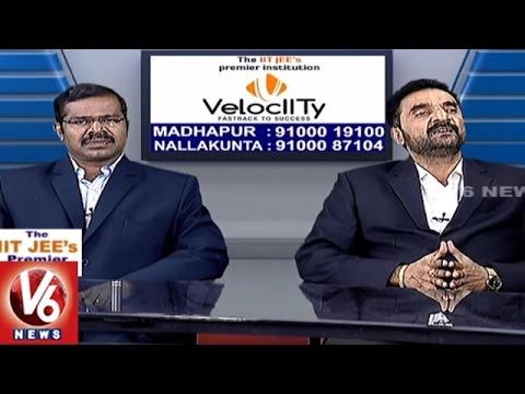IIT Coaching | Velociity IIT Academy | Career Point | V6 News