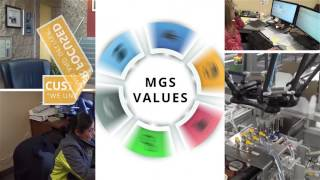 MGS Machine Company Values