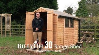 Billyoh 30 Range