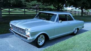 1964 NOVA SS LS3 FOR SALE @ Eric's Muscle Cars