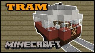 [Vanilla Minecraft] Moving TRAM  V 2.0 !