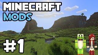 UN MUNDO DEMASIADO HOSTIL | Minecraft Serie Mods Ep.1