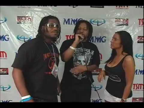 Treal Interview from Music Industry Seminar Hosted by Fourth Quarter Entertainment