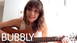 Colbie Caillat - Bubbly (Cover Maria Luiza)