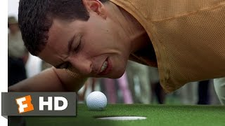 Happy Gilmore (6/9) Movie CLIP - Happy Goes Ballistic (1996) HD